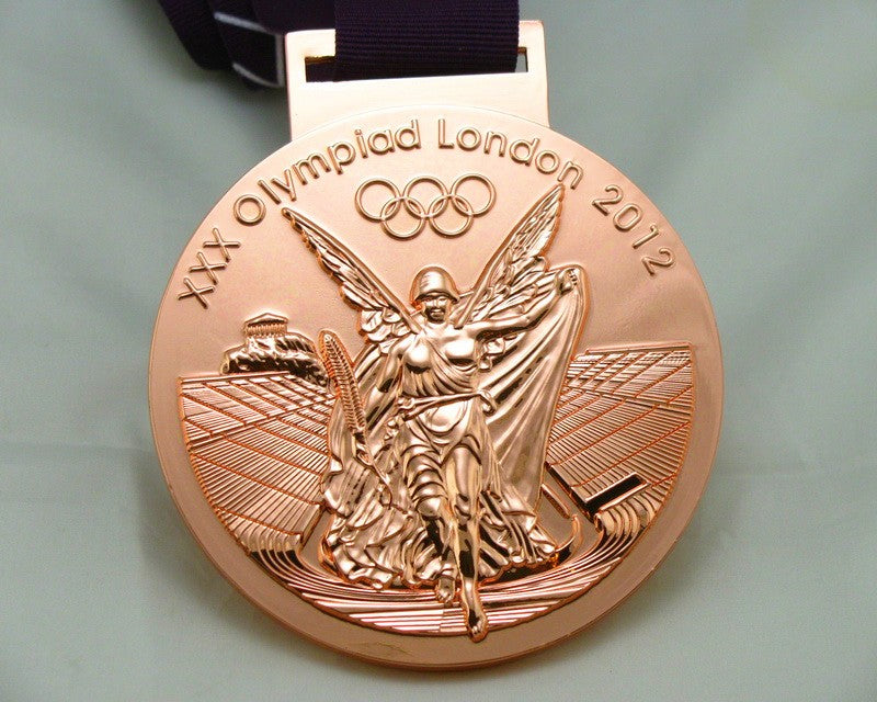 London 2012 Olympic Bronze Medal 2