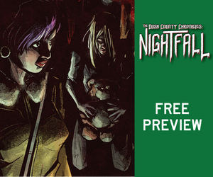 Get a FREE preview of DCC: Nightfall #1!
