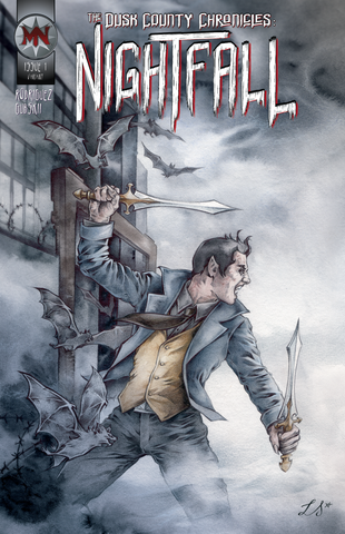 The Dusk County Chronicles: Nightfall #1 - Cover D