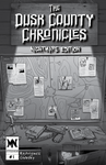 The Dusk County Chronicles #1 - Cover E (Nightmare Edition)