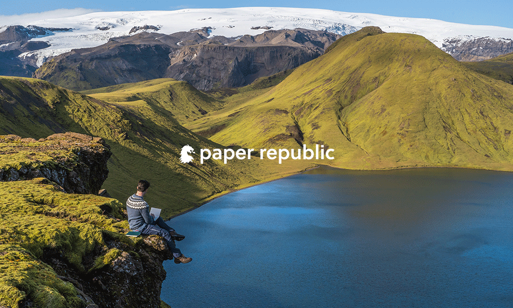 paper republic leather journals heave no fear