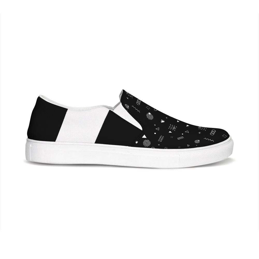 Tylösand Black Slip-On
