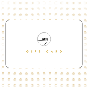 Open image in slideshow, FJOLK Gift Card