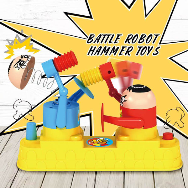 Battle Robot Hammer Toys