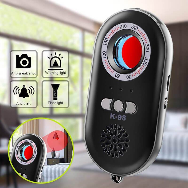 Anti-spyware Multi-function Infrared Detector