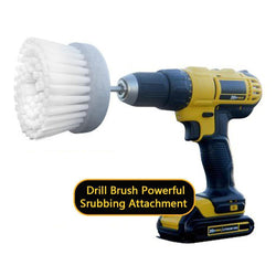 Domom Drill Brush Powerful Srubbing Attachment