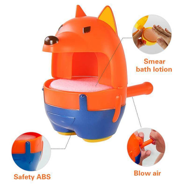 Children Bathtoom Water Floating Bath Toys