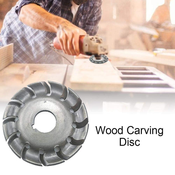 Wood Carving Disc