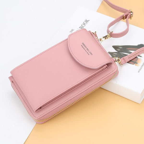 【LIMITED OFFER:50% OFF】Shoulder Bag Women's Multifunction Phone Bag