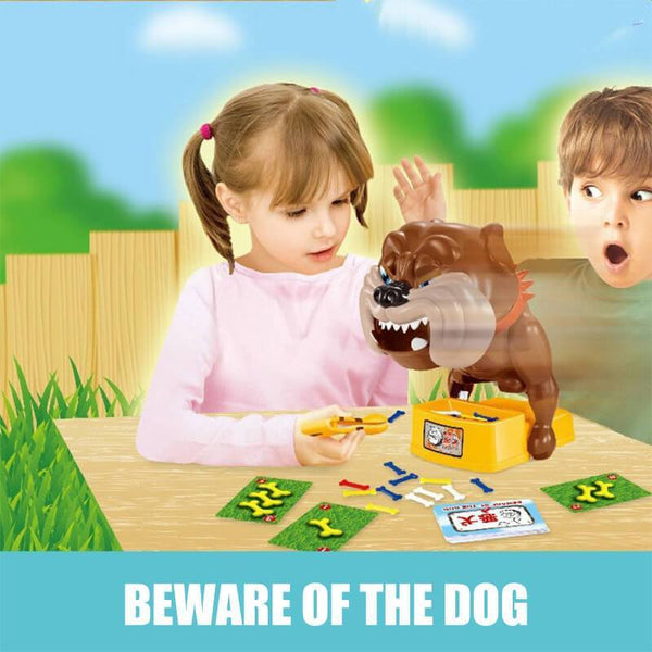 Beware of the Dog Toy