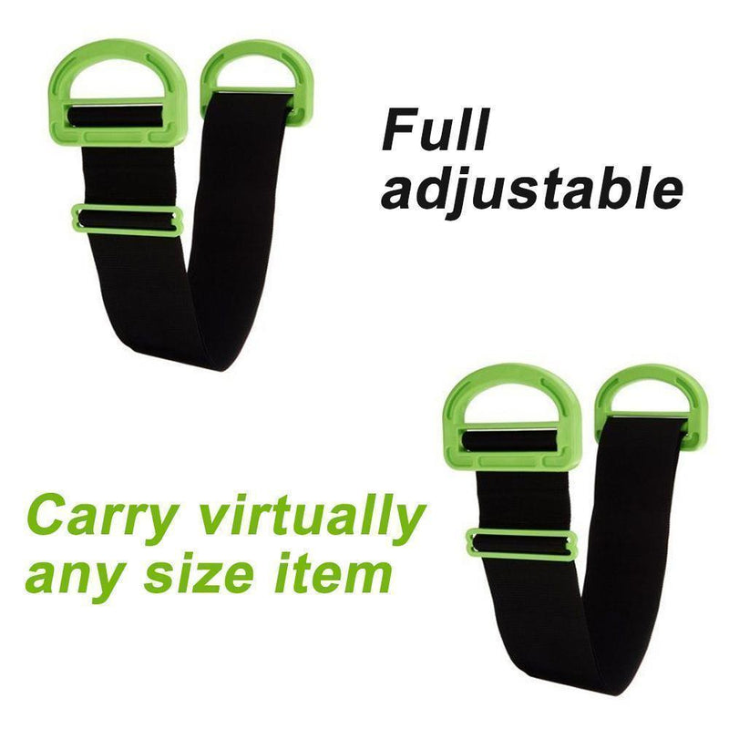 Portable Lifting and Moving Belt