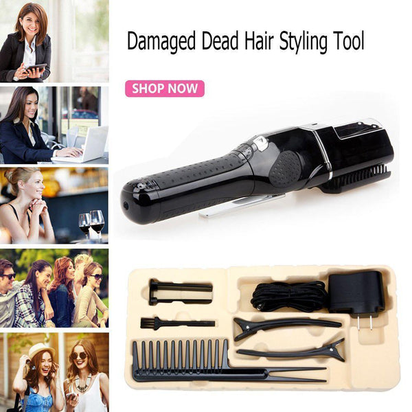 Damaged Dead Hair Styling Tool