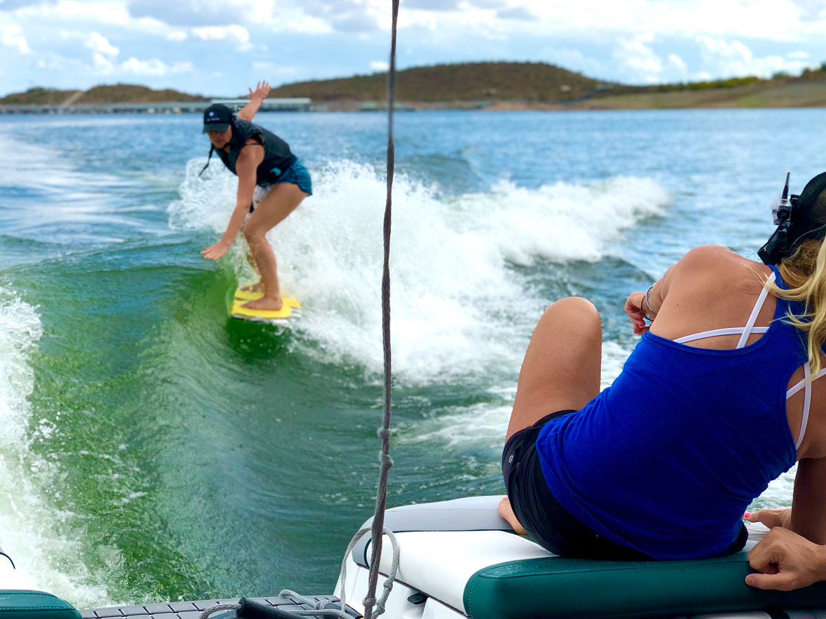 G23 wake surf wave