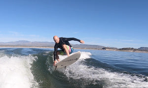 intermediate Wake surf lessons