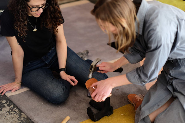 State Fulwiler Student -Sandal Making Workshop