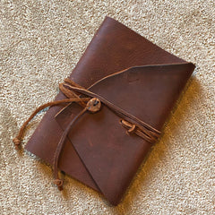 Leather Journal Making Workshop