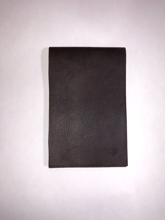 Large Leather Notepad