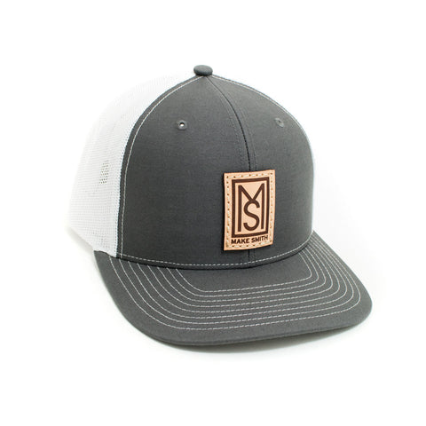 Snap-back M.S. Cap