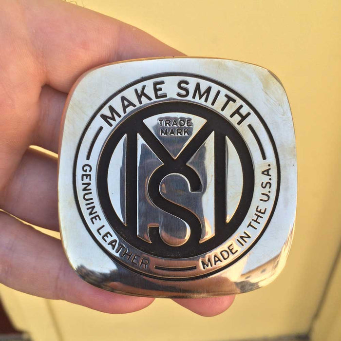 MAKE SMITH BELT BUCKLE