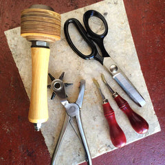 C.S. Osborne Leathercrafting Tools