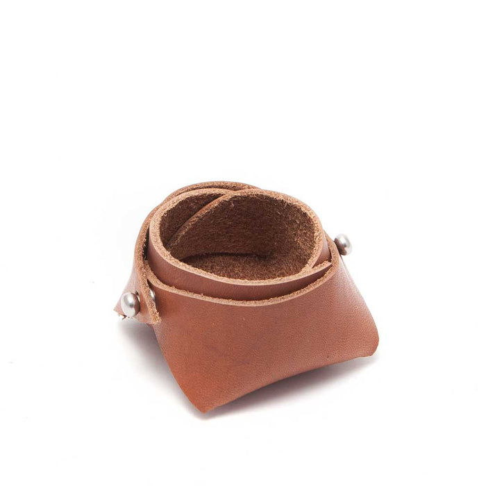 Leather Storage Caddy - Small