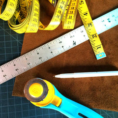Leather Tote Bag Workshop
