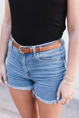 Women's High Waist Belt