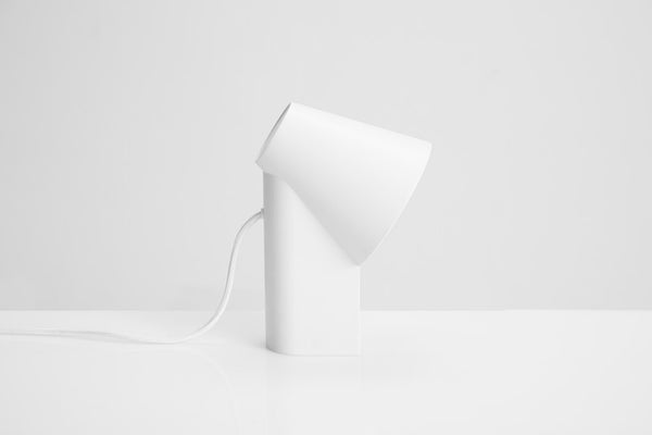 WOUD Study Lamp - White