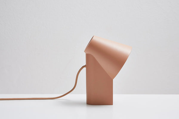 WOUD Study Lamp - Dusty Pink