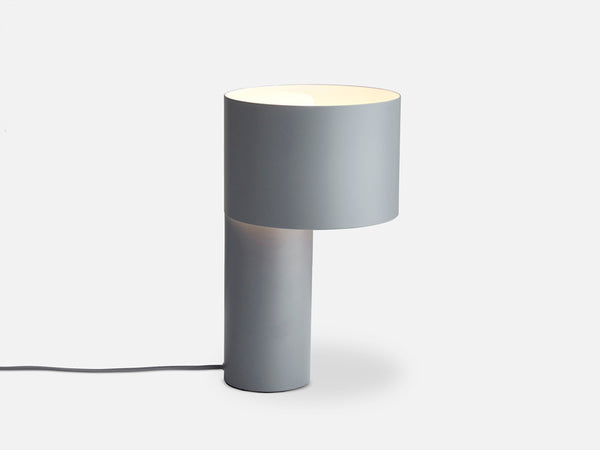 WOUD Tangent Table Lamp - Cool Grey