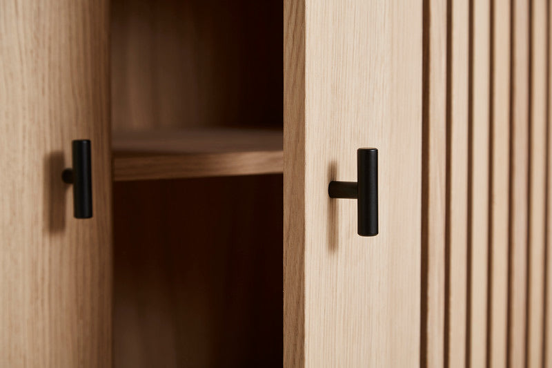 WOUD Array Highboard oak