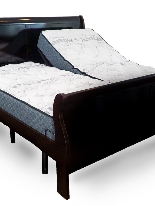 Aurora Split Queen Adjustable Bed Package