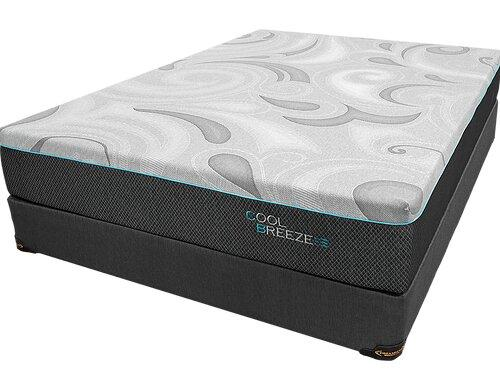 Cool Breeze TwinXL Adjustable Bed Package
