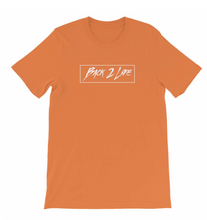 Load image into Gallery viewer, Back 2 Life Unisex T-Shirt (All Colors)