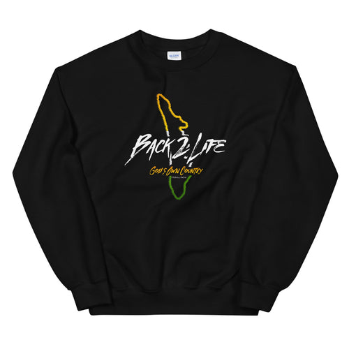 Back 2 Life Kerala Crew-neck