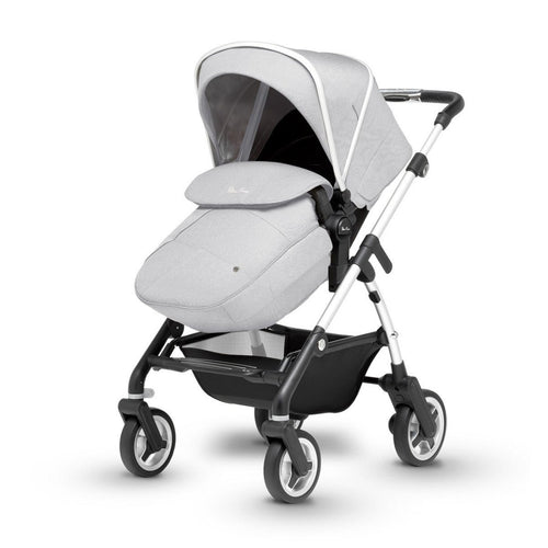 Silver Cross Horizon City Stroller - Platinum