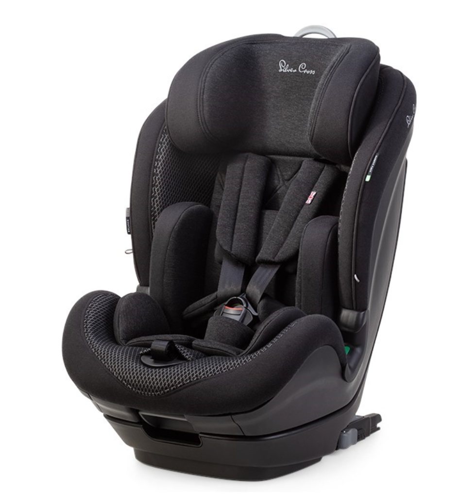 Silver Cross Balance i-Size Donington(15 months to 12 years) Isofix Car Seat