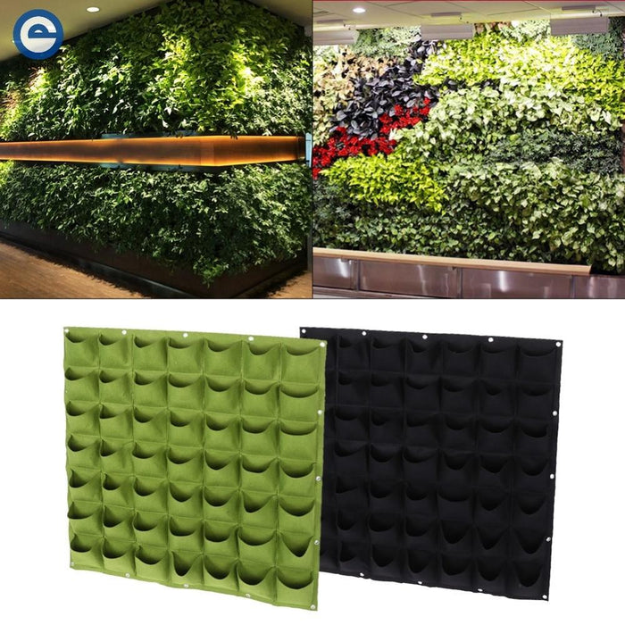 Vertical Garden Grow Bag - Gardening Wall - Milena Bouquet