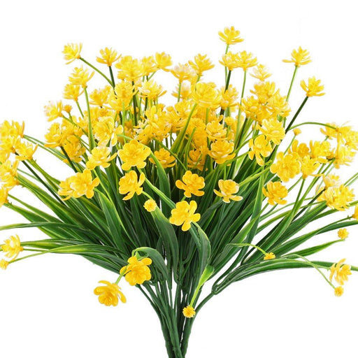 Yellow Daffodils Shrubs 4pcs - Milena Bouquet