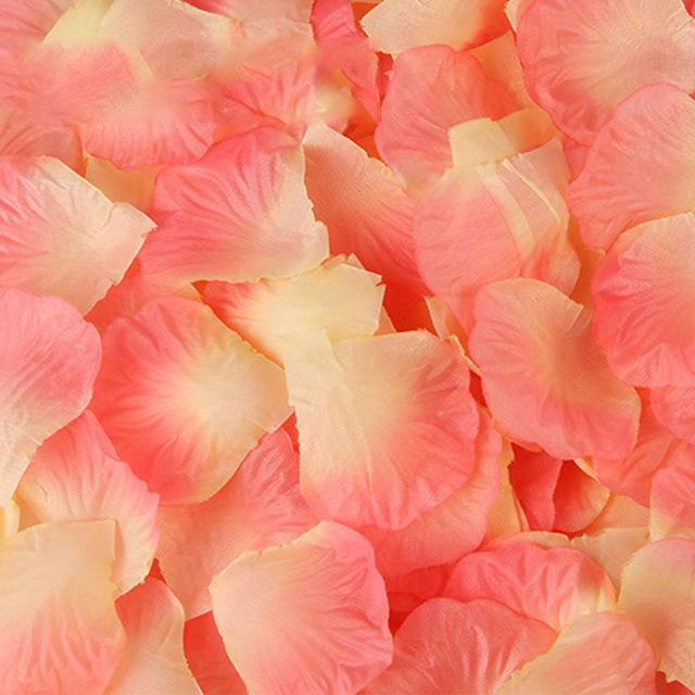 Rose Petals 100 pcs | Silk Artificial Flowers - Milena Bouquet
