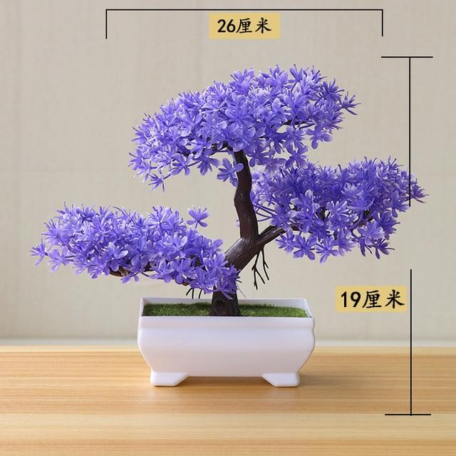 Small Bonsai in Pot - Milena Bouquet