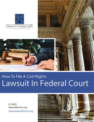 How to file a civil rights lawsuit