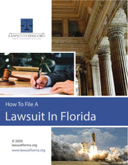How to file lawsuit in Florida