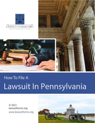 How to file a lawsuit in Pennsylvania