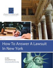 How to answer a lawsuit in New York