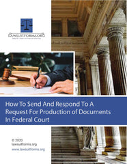 Request for production of documents federal court
