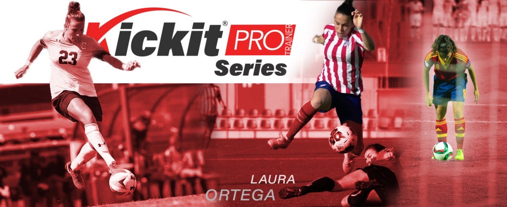 "Kickit Pro-Trainer Series: Laura Ortega ""College Standout Returns to Spain"""