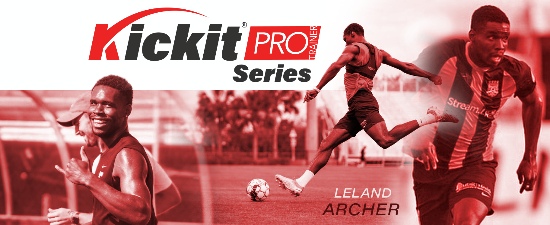 "Kickit Pro-Trainer Series: Leland Archer ""Rising Charleston Star"""