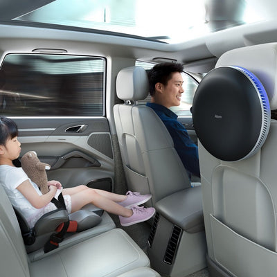 IQAir Atem Car Air Purifier 6