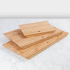 Hutch Bamboo Cutting Board Set 3 Piece